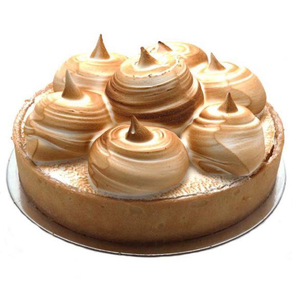 Feast-lemon meringue pie